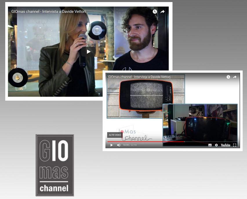 videointervista a davide vettori