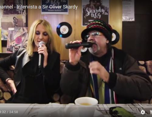 VideoIntervista a Sir Oliver Skardy