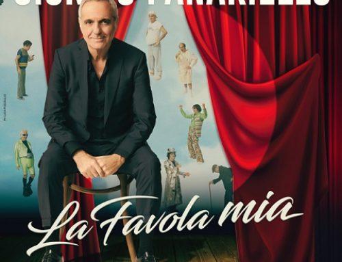 """GIORGIO PANARIELLO festeggia 20 anni di carriera nel 2020 con """"La favola mia"""""""