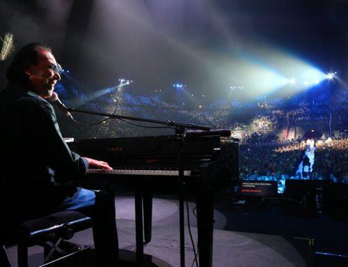 ANTONELLO VENDITTI – Il concerto di Jesolo verrà recuperato il 19 dicembre. Il concerto di MARRACASH il prossimo autunno