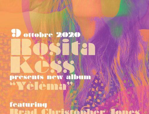 Rosita Kèss in concerto al Corner Live venerdì 9 ottobre